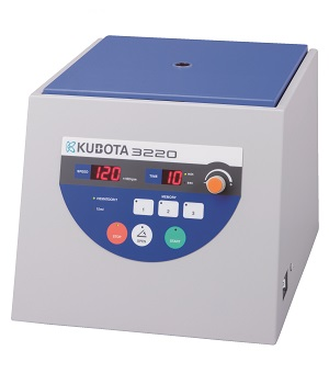 Model 3220 Micro Hematocrit Centrifuge Kubota