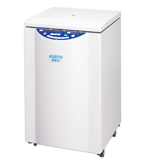 Model 5911 Universal Refrigerated Centrifuge Kubota