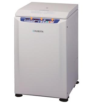 Model 6000 High Speed Refrigerated Centrifuge Kubota